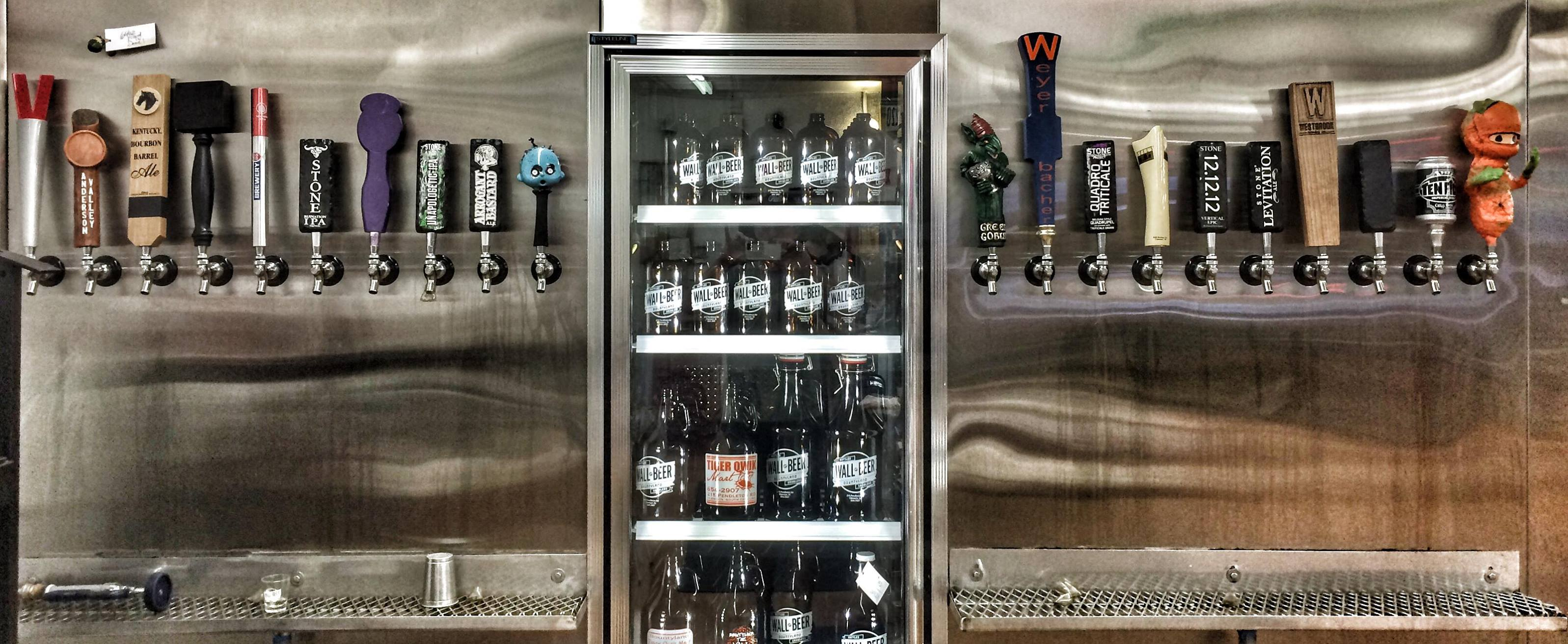 The Wall of Beer – Clemson, SC | The Largest Selection of